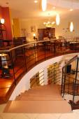 Elegant Stairway — Stock Photo
