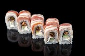 Suşi roll — Stok fotoğraf
