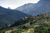 Landscape of Northern Greece — Foto Stock