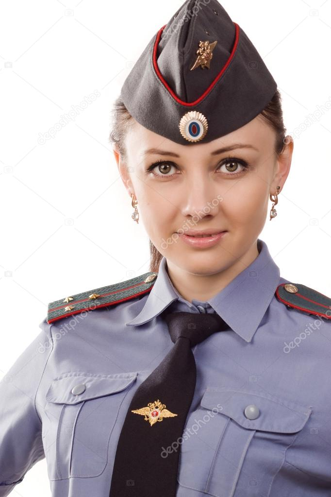 Police Officer Pt Russian 63