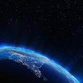 India city lights — Stock Photo