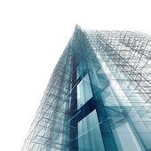 Edificio abstracto — Foto de Stock