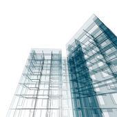 Modern building — Stockfoto