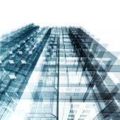 Moderní budova — Stock fotografie