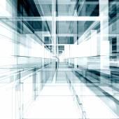 Abstrakt architektur — Stockfoto
