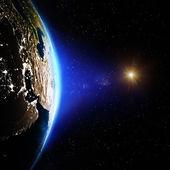 Planet Earth — Stock Photo