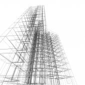 Modern binası — Stok fotoğraf