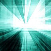 Abstracte ray licht — Stockfoto