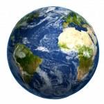 Earth globe — Stock Photo #70932051