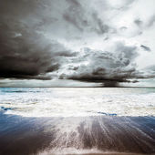 Tropical hurricane — Stockfoto
