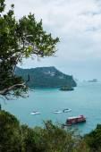 Angthong islands — Stock Photo