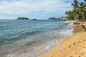 Ocean beach — Stock Photo