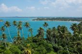 Indian ocean beach — Stock Photo