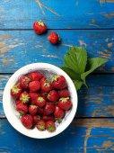 Fresh strawberies — Stock Photo