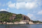 Picturesque shores — Stock Photo