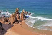 Atlantic coast of Portugal — Stock Photo