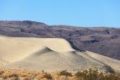 A huge sand dune in Eureka — Stock Photo