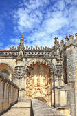 Knights Templar in Portugal — Stock Photo