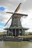 The village  museum in Holland — Stock Photo