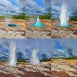 Geyser Strokkur in Iceland — Stock Photo #57307069