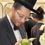������, ������: Religious Jews in black hats