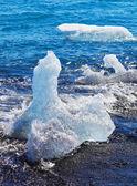 Azure ocean surf — Stock Photo