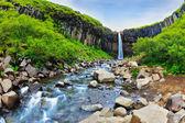 Skaftafell National Park of Iceland — Stock Photo