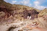 Dry stone desert — Stock Photo
