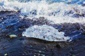 The Arctic Ocean view — Stock Photo