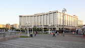 Hotel Slavic Europe Square. Moscow. — Stockfoto