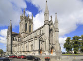 St. Marys Cathedral in Kilkenny — Stock Photo