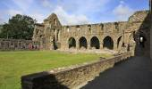Jerpoint Abbey — Stock Photo