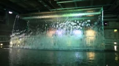 Water for production. Excursion to the Guinness Storehouse — ストックビデオ