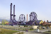 Sochi Park - theme park — Stock Photo