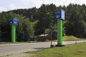 Belokurikha - the most famous Siberian health resort. — Stock Photo