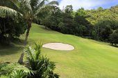 Красивых полей для гольфа в Constance Lemuria Resort. — Стоковое фото