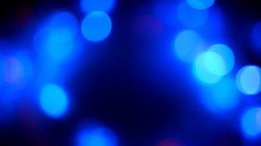Defocused Light Reflections — 图库视频影像