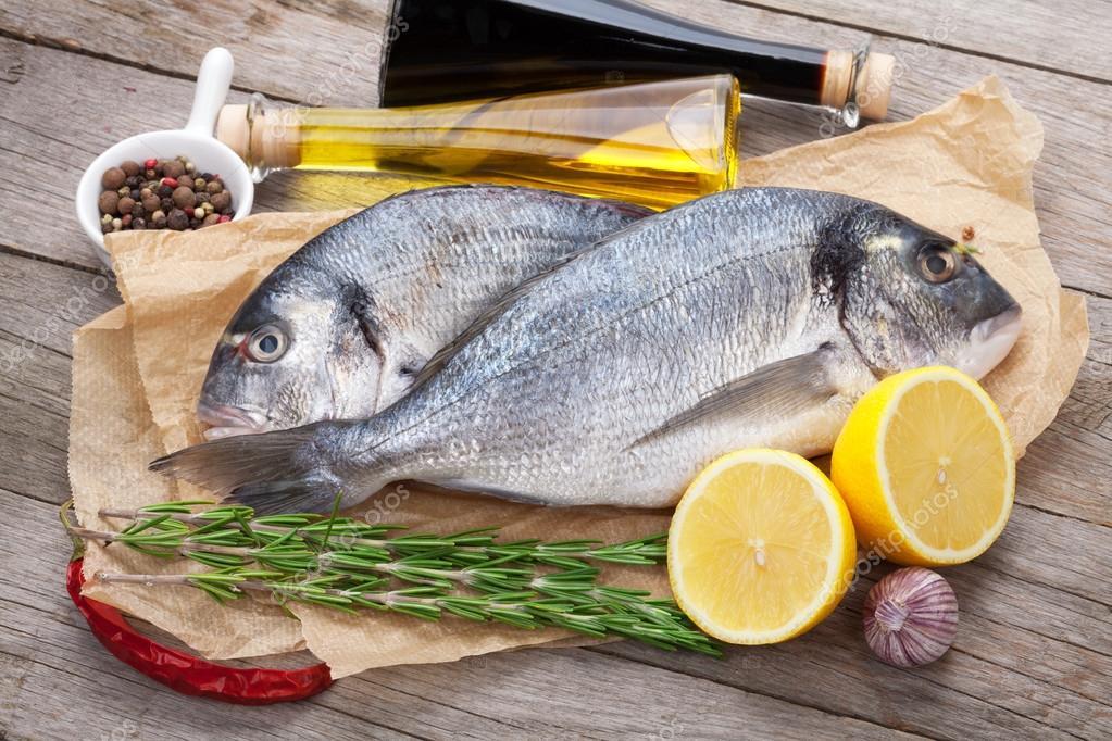 чем питается рыба дорадо этот документ был