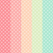 Dotted colorful background — Vetorial Stock