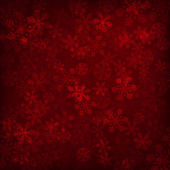 Abstract red christmas background — Stock Vector