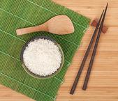Japanese food ingredients — Stock Photo