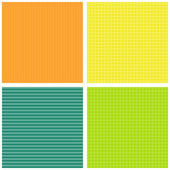 Abstract striped colorful background — Stock Vector
