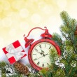 Christmas background — Stock Photo #58420985