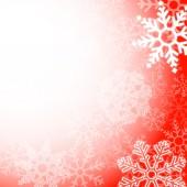 Kırmızı Noel arka plan — Stok Vektör