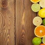 Citrus fruits. Oranges, limes and lemons — Stock Photo #72080579