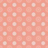 Fond fleur transparente — Vecteur