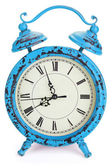Vintage alarm clock — Stock Photo