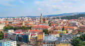 Cluj Napoca — Stock Photo