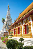 Wat Chedi Liam in the Thai city — Stock Photo