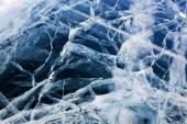 Grietas de hielo — Foto de Stock